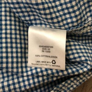 Roebuck & Co. Shirts - Roebuck & Co. Snap-Front Shirt Sz M